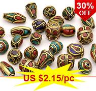 Tibetan Style Beads