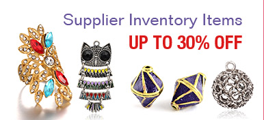 Supplier Inventory Items UP TO 30% OFF
