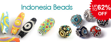 Indonesia Beads UP TO 62% OFF