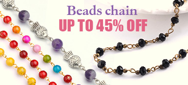 Beads chain UP TO 45% OFF
