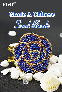 FGB® Grade A Chinese Seed Beads