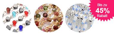 Handgemachte Perlenketten