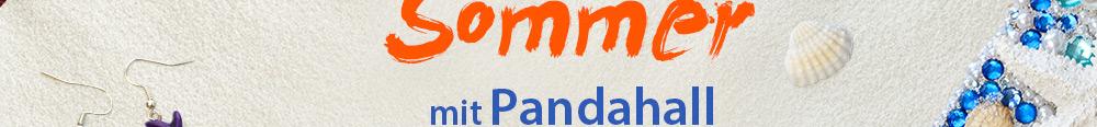 Gegieß einen spezialen Urlaub in diesem Sommer mit Pandahall