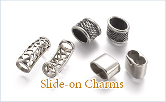 Slide-on Charms