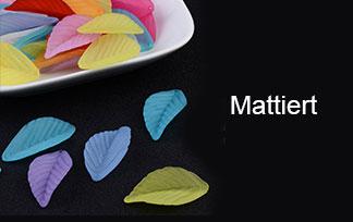 Mattiert