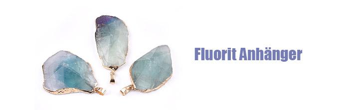 Fluorit Anhänger