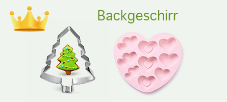 Backgeschirr