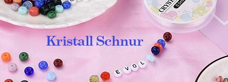 Kristall Schnur