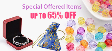 Special Offered Items UP TO 65% OFF