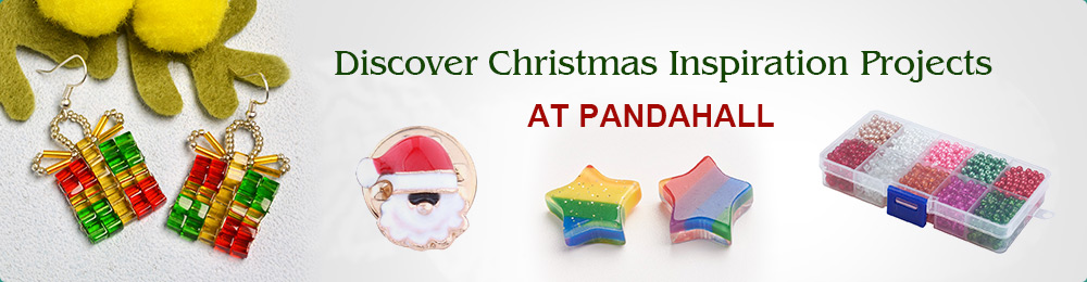 Discover Christmas Inspiration Projects at PandaHall