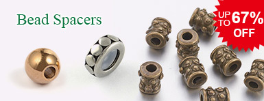 Bead Spacers Up To 35% OFF