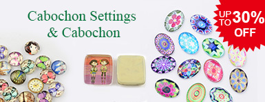 Cabochon Settings&Cabochon Up To 30% OFF