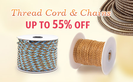 Thread Cord & Chains UP TO 55% OFF