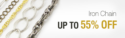 Iron Chain UP TO 55% OFF