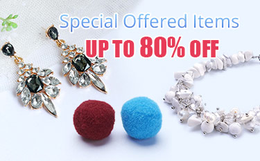 Special Offered Items UP TO 80% OFF