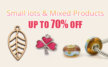Small lots & Mixed Products Up to 70% OFF
