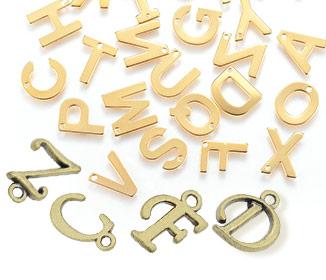 Ciondoli Alfabeto
