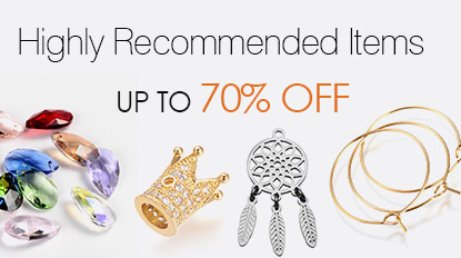 Highly Recommended Items UP TO 70% OFF