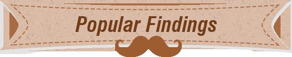 Popular Findings