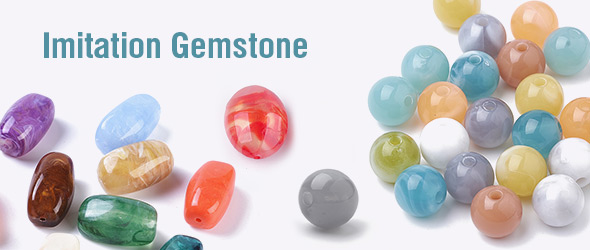 Imitation Gemstone