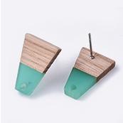 Wood & Wood + Resin