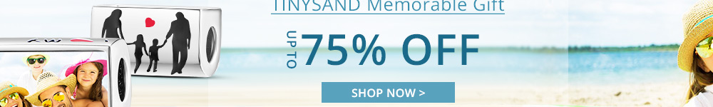 TINYSAND Memorable Gift Up to 75% OFF