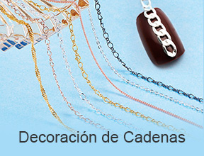 decoración de cadenas