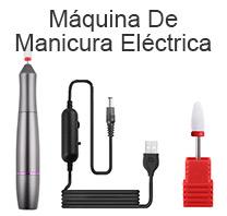 máquina de manicura eléctrica
