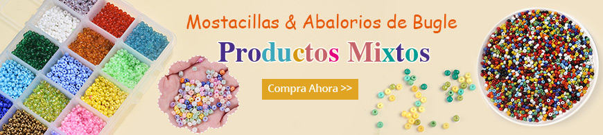 Mostacillas & Abalorios de Bugle Productos Mixtos