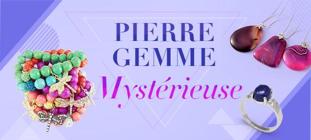 Pierre Précieuse Mystérieuse