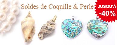 Soldes de Coquille & Perle