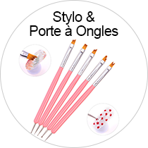 Stylo & Porte à Ongles
