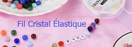 Fil Cristal Élastique