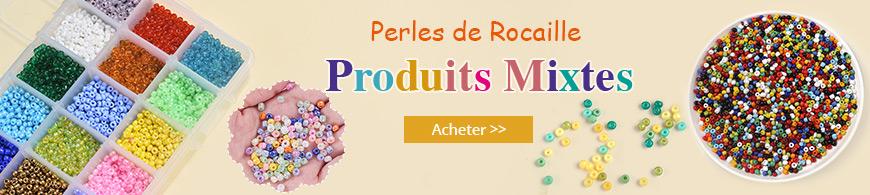 Perles de Rocaille Produits Mixtes