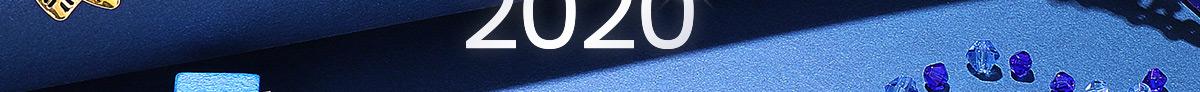 Tendenze del Colore di Moda Dell'anno 2020 Blu Classico