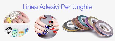 linea adesivi per unghie